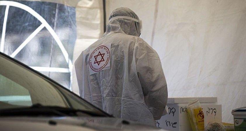 Karantina kararı alan İsrail'de Kovid-19 günlük vaka sayısında yeni rekor