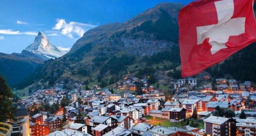 İsviçre'de Temmuz'dan itibaren toplu organizasyonlara izin verilmesi planlanıyor