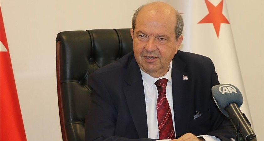 KKTC Başbakanı Tatar: BMGK Başkanlığının açıklaması gerçekler dikkate alınmadan yapılmış