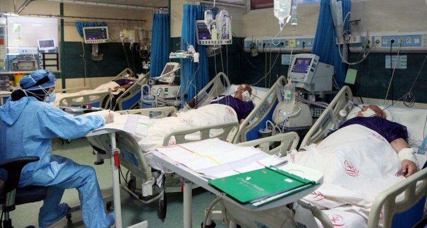 İran'da son 24 saatte 479 kişi Kovid-19'dan hayatını kaybetti