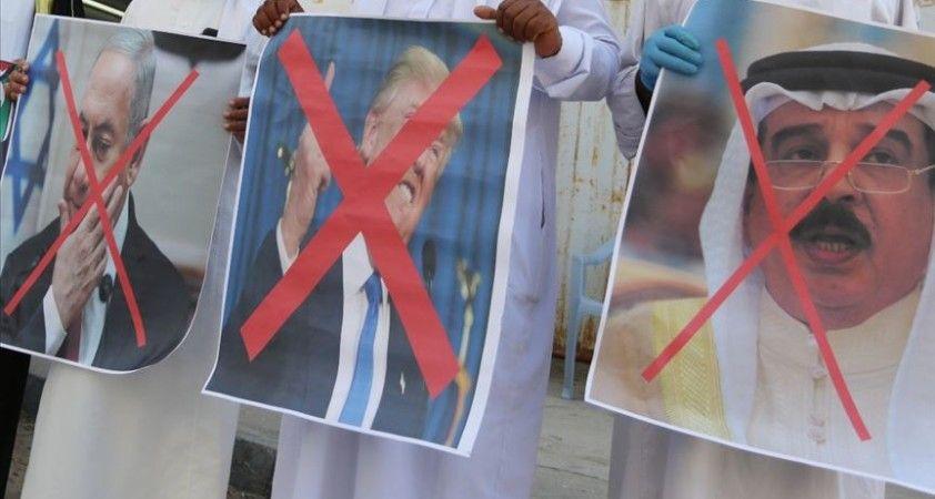 Arap dünyasındaki siyasi hareketler, Bahreyn'in İsrail ile normalleşmesini kınadı