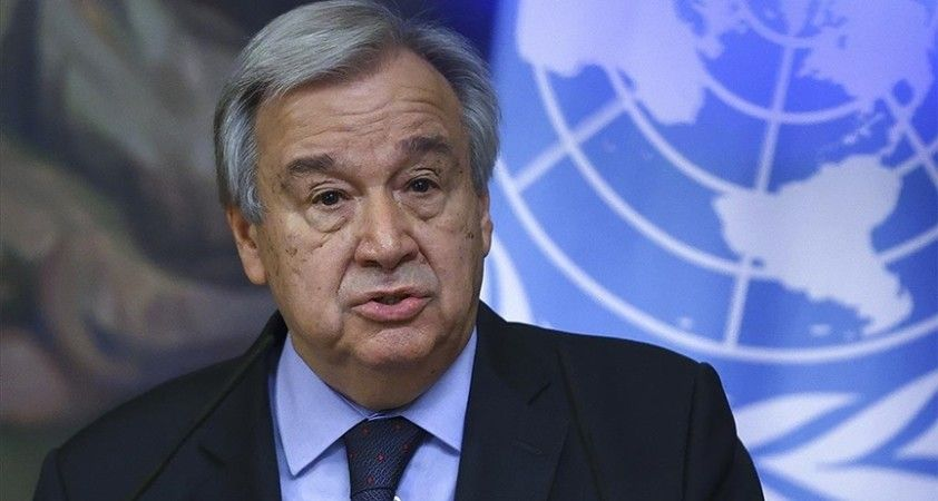 BM Genel Sekreteri Guterres: Taliban kadınlara verdiği sözleri tutmuyor