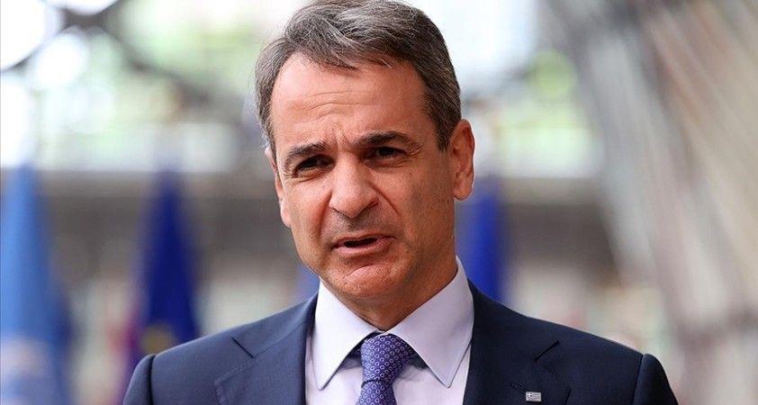 Miçotakis saldırı halinde Fransa'nın Yunanistan'ın yanında olacağını savundu