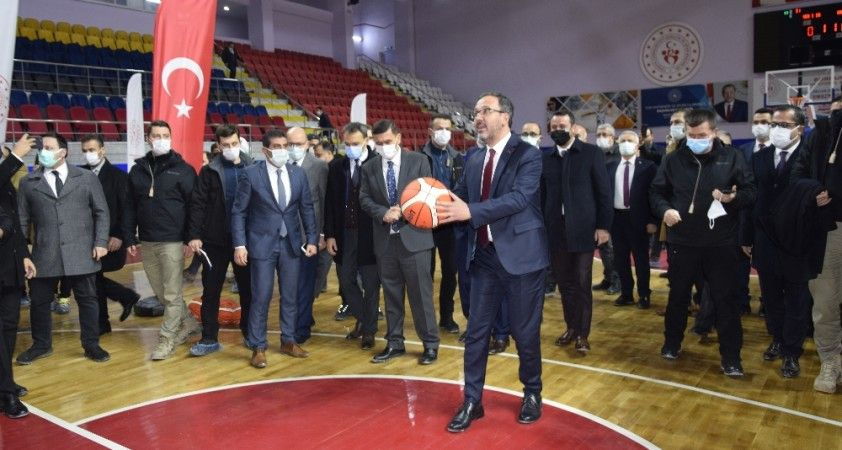 Bakan Kasapoğlu: