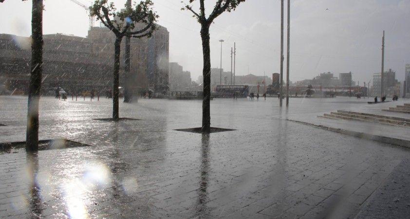 Meteorolojiden İzmir için kuvvetli fırtına uyarısı