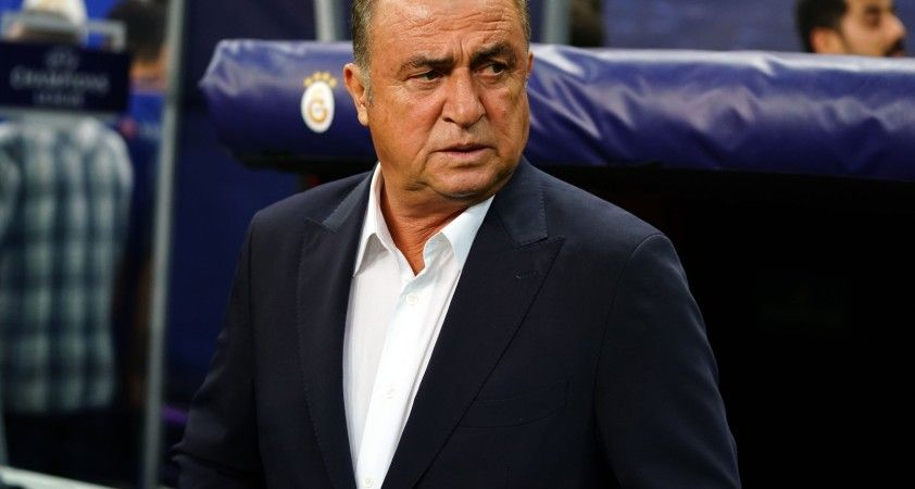 Fatih Terim'in 34. Beşiktaş derbisi