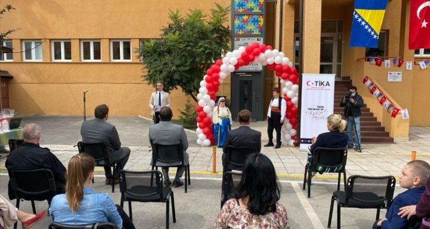 TİKA'dan Bosna Hersek'te fiziksel ve zihinsel engelliler okuluna destek