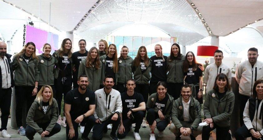 VakıfBank, 5. Avrupa şampiyonluğu için yola çıktı