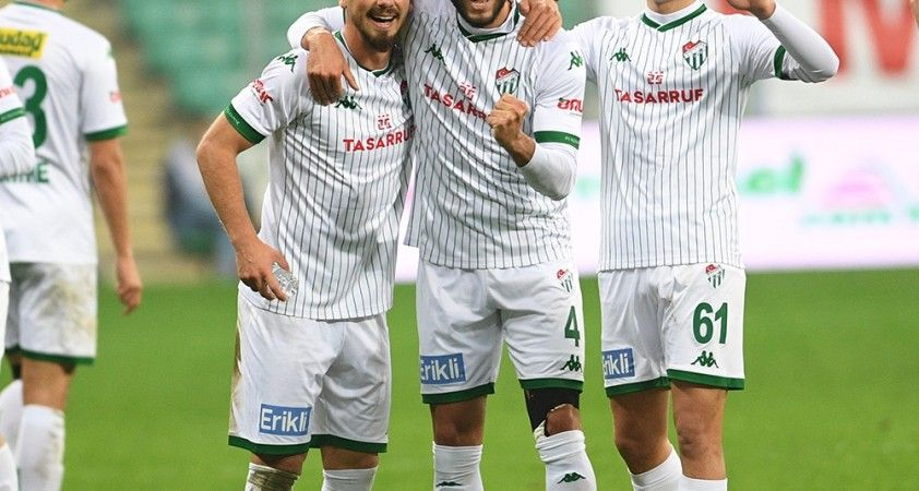 Bursaspor, Ziraat Türkiye Kupası'nda Antalyaspor'u konuk ediyor