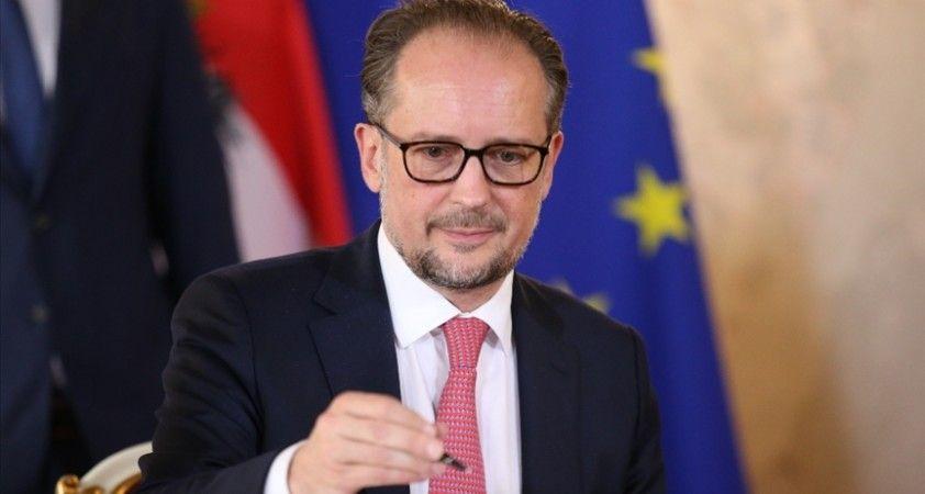 Avusturya'da Kurz'un istifasının ardından yeni Başbakan Schallenberg, göreve başladı