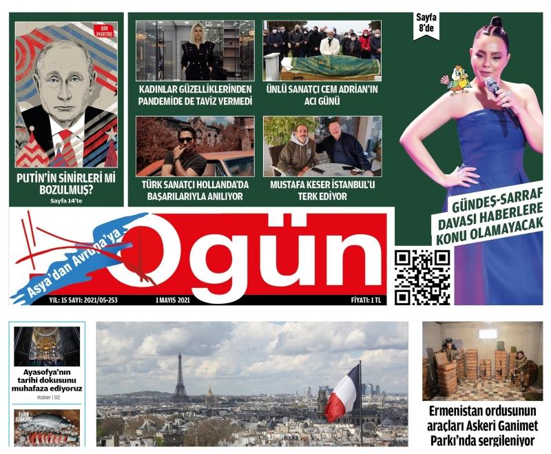 OGÜN E-Gazete - Mayıs 2021