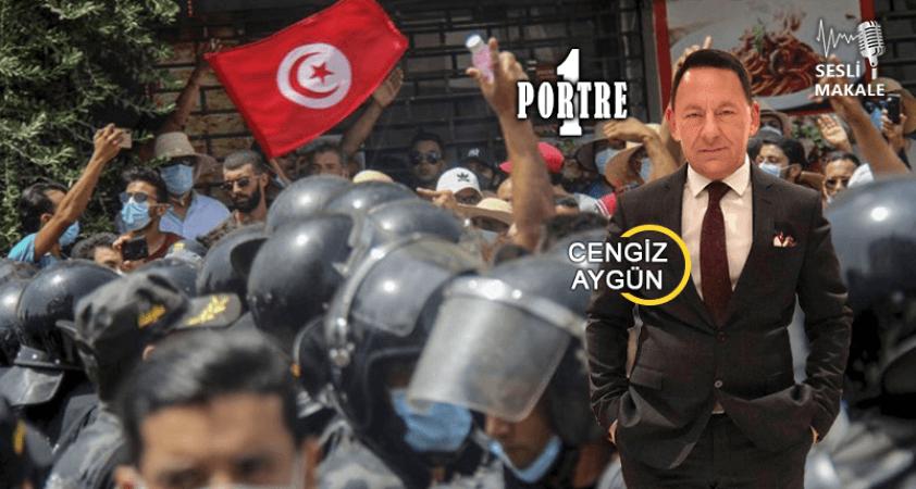 Ah Tunus/vah Tunus; Darbesi meşhur Tunus…