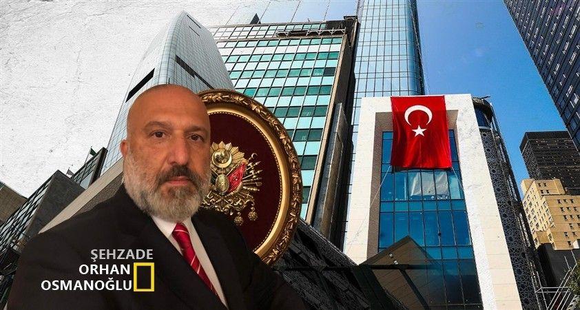 ABD Newyork\'ta \'Türk Evi\'