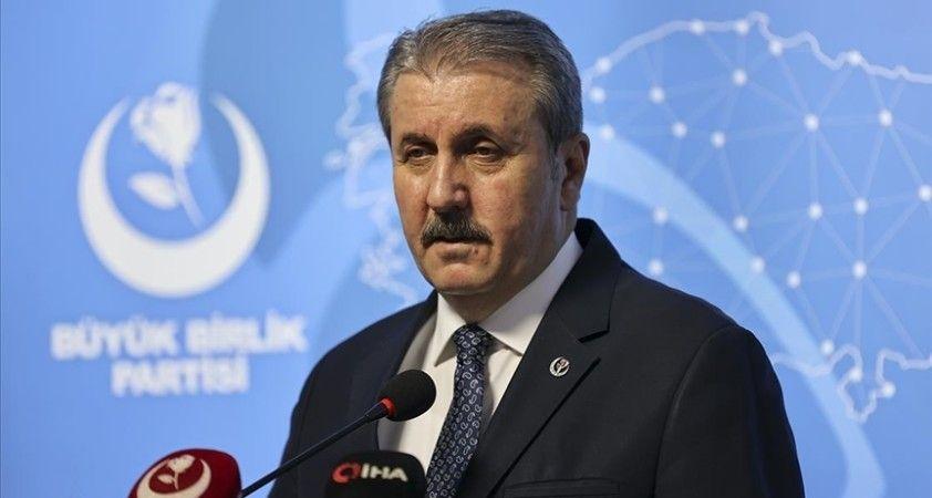 BBP Genel Başkanı Destici'den 'Hocalı katliamı' açıklaması: Acısı bizimle yaşamaya devam edecek
