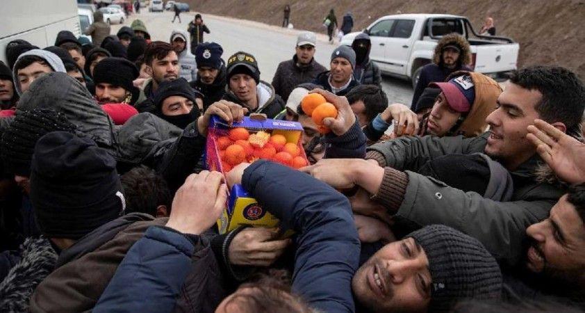 Rusya ve Çin'den Türkiye üzerinden Suriye'ye gönderilecek yardımlara veto!