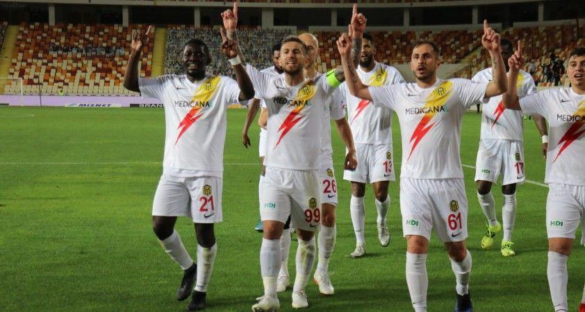 Yeni Malatyaspor, sahasında 6 maçtır kaybetmiyor