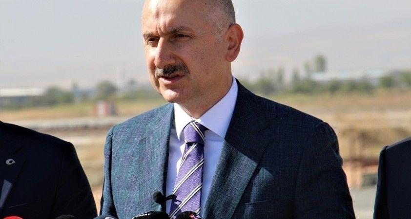 """""""AKM-Gar-Kızılay metrosunu 2022 yılının sonunda tamamlayıp halkımızın hizmetine sunacağız"""""""