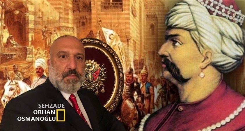 Zaman İskenderi Yavuz Sultan Selim Han