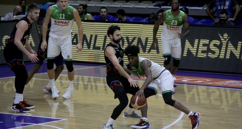 ING Basketbol Süper Ligi: Lokman Hekim Fethiye Belediye: 75 – Aliağa Petkimspor: 74