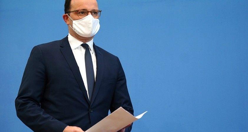 Almanya Sağlık Bakanı Spahn: