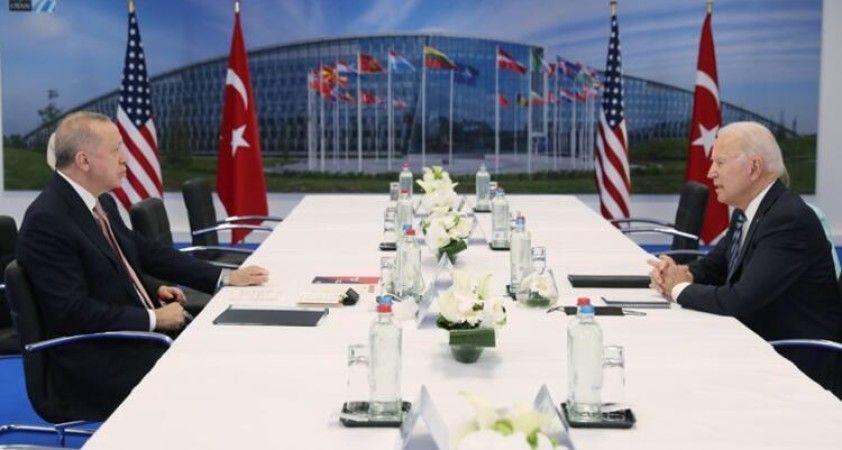 Türkiye ve ABD heyetleri arasındaki görüşme sona erdi
