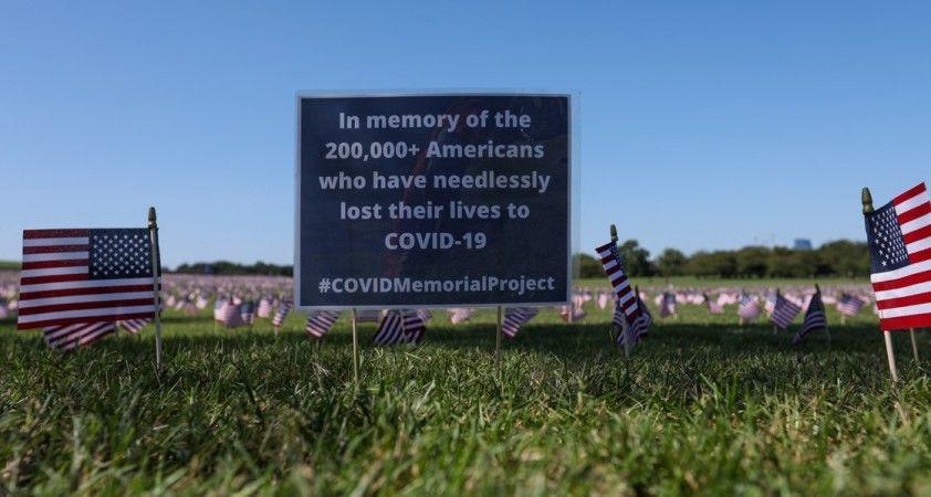 ABD'de Kovid-19'dan ölenlerin sayısı 235 bini geçti