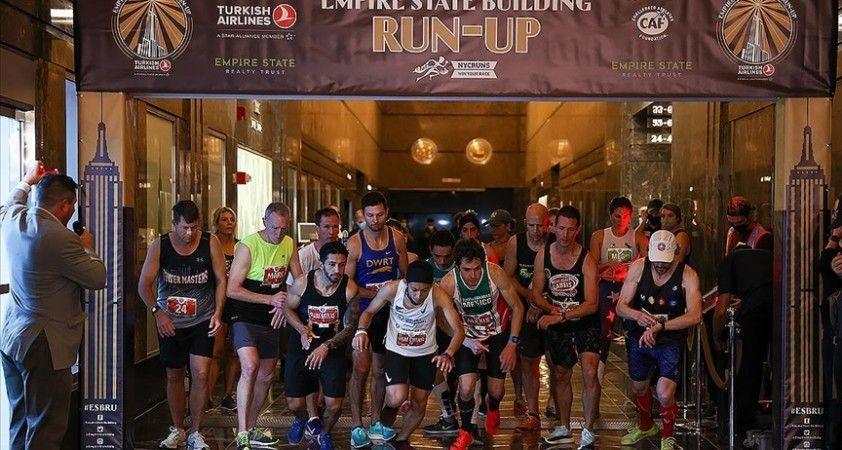 New York'ta Empire State Koşusu THY sponsorluğunda gerçekleştirildi
