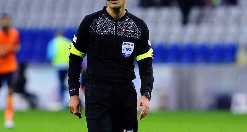 Sivasspor - Fatih Karagümrük maçını Alper Ulusoy yönetecek