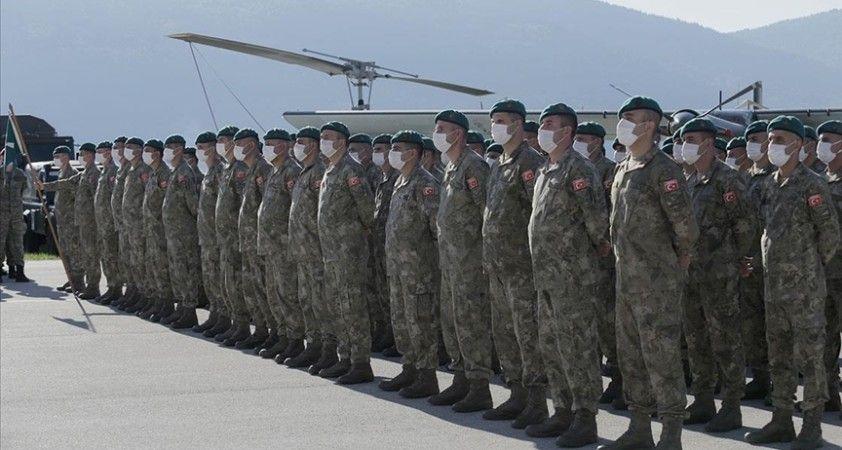 Bosna Hersek'te 'EUFOR-Hızlı Cevap 2021' tatbikatı başladı
