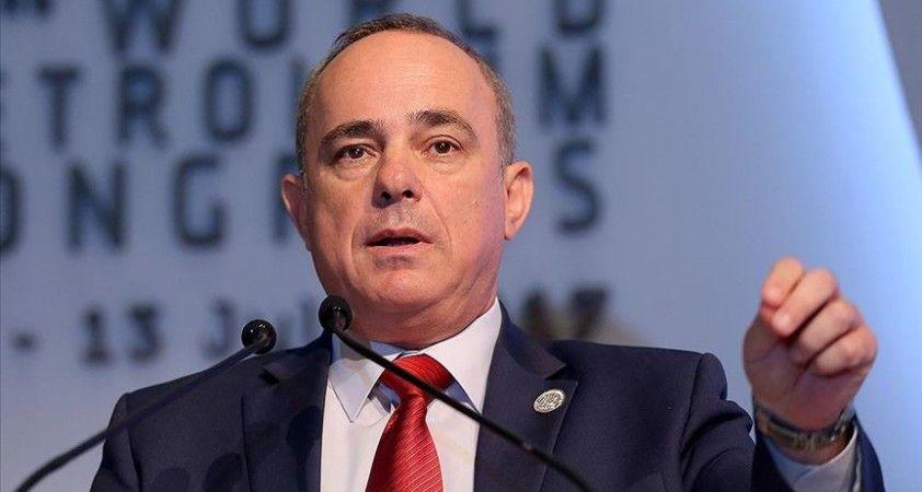 İsrail Enerji Bakanı Steinitz: Trump'ın planının Tel Aviv'in çıkarlarına uyan kısımlarını benimsiyoruz