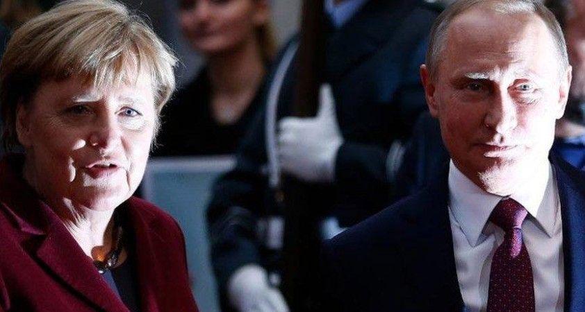 Almanya'nın suçlamalarını Rusya reddetti!