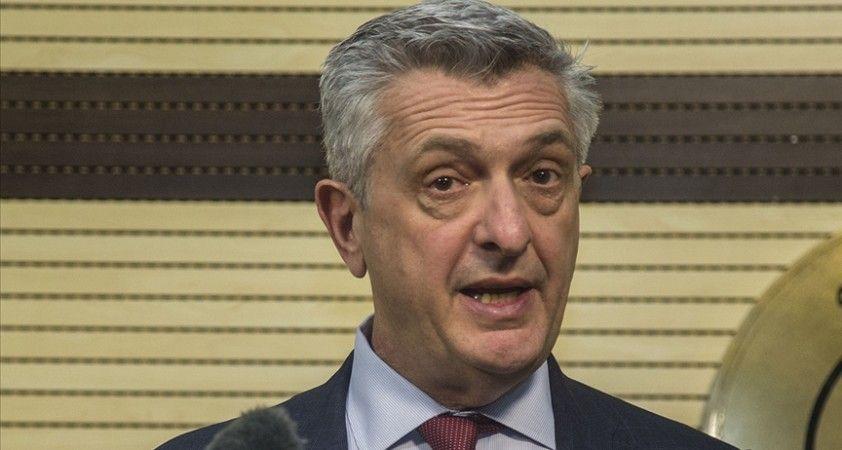 Grandi: Yunanistan, Güney Kıbrıs Rum Kesimi ve Hırvatistan'ın düzensiz göçmenleri geri itmesi kabul edilemez