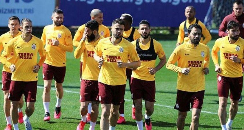 Galatasaray'da Alanyaspor maçı kamp kadrosu belli oldu