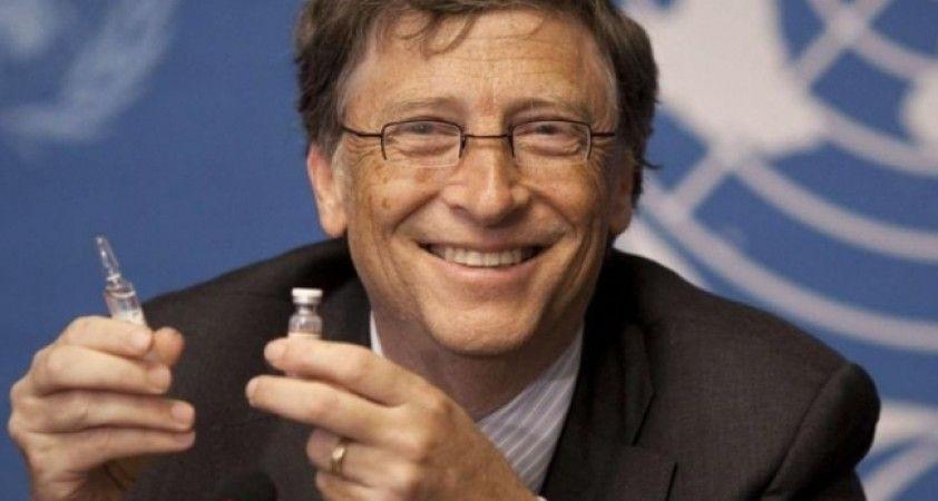Bill Gates: 'Covid-19 aşılarının neredeyse hepsinin işe yarayacağına inanıyorum'