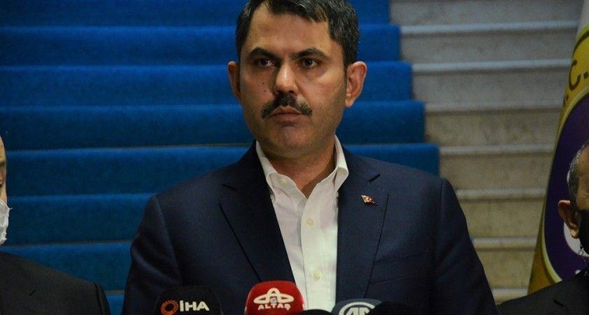 Bakan Kurum:
