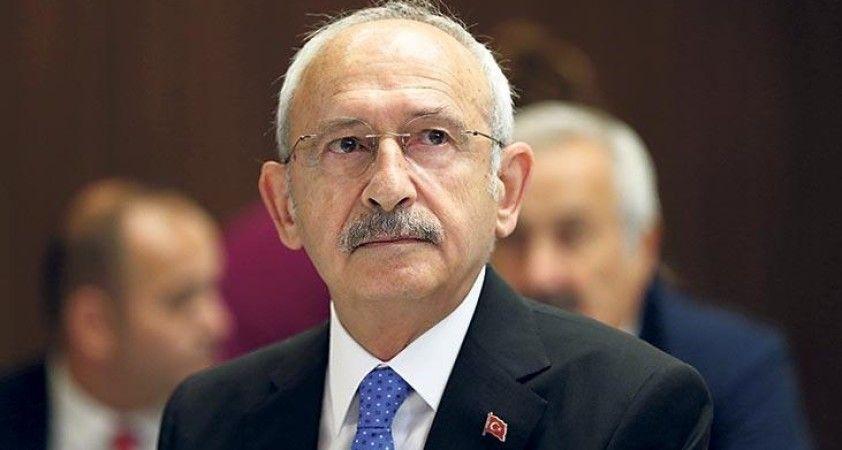 CHP Genel Başkanı Kılıçdaroğlu, orman yangınları nedeniyle belediye başkanları ile görüştü