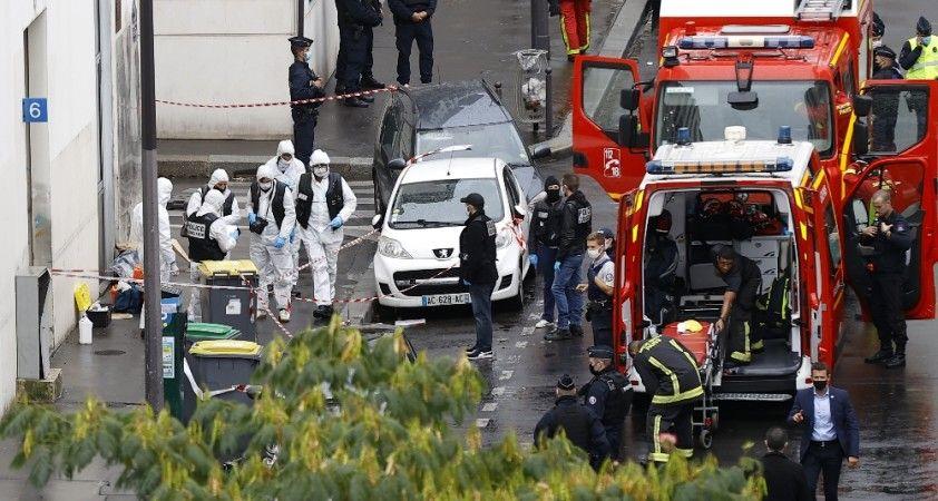 Paris'teki bıçaklı saldırıda gözaltı sayısı 7'ye yükseldi