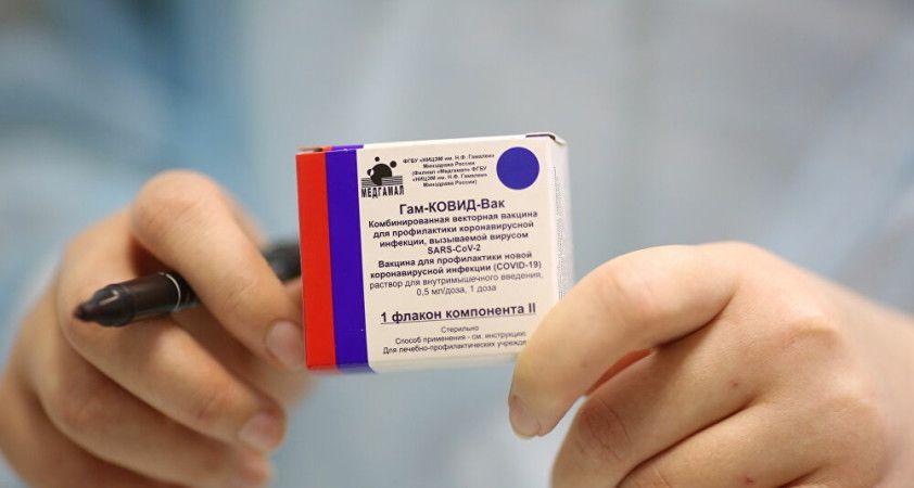 Kazakistan'da Rus aşısı Sputnik V'nin üretimine başlanıyor