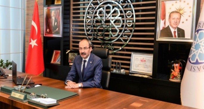 Başkan Gülsoy, 3 aylık ihracat rakamlarını değerlendirdi