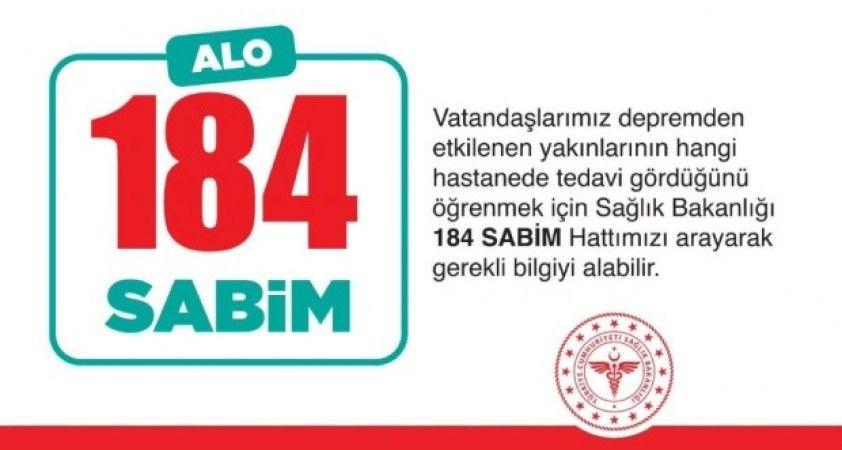 """Bakan Koca: """"Vatandaşlarımız 184'ten yakınlarına ulaşabilirler"""""""