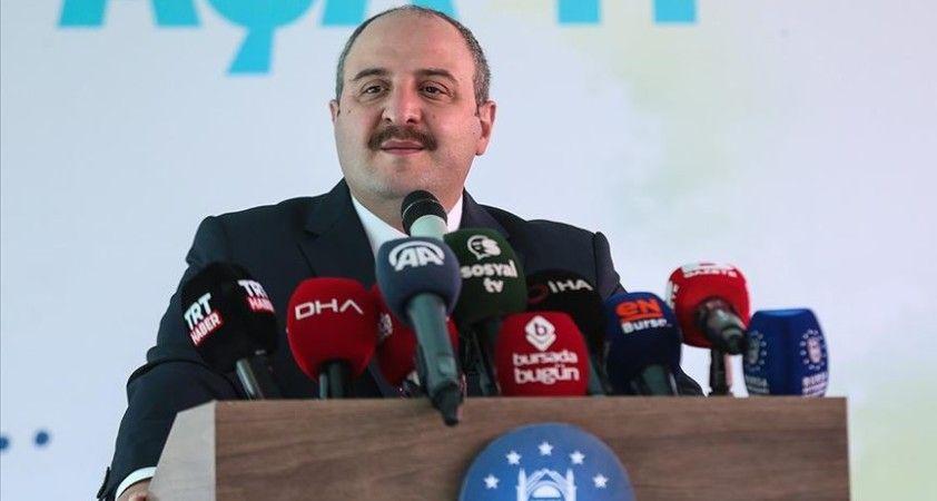 Sanayi ve Teknoloji Bakanı Varank: İslam dinine yönelik her geçen gün nefreti körükleyen bir zihniyetle karşı karşıyayız