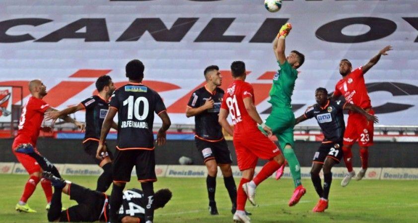 Antalyaspor, çıkışını sürdürüyor