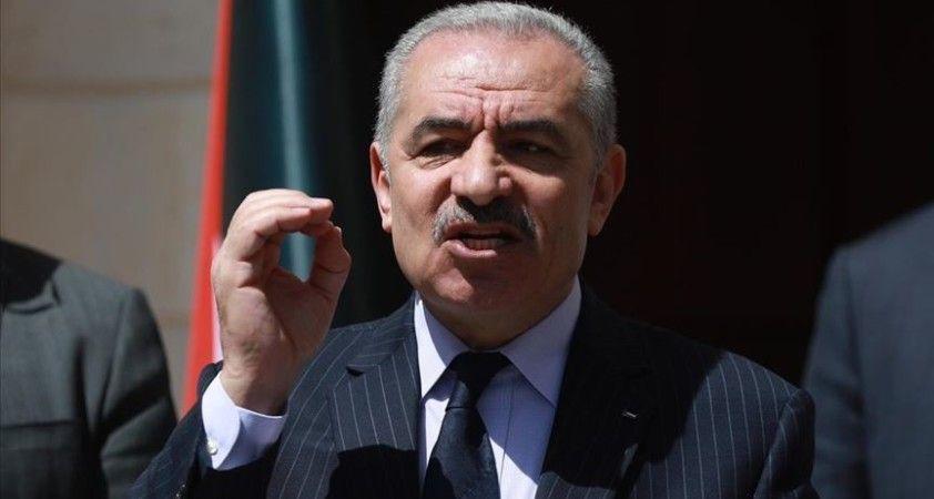 Filistin Başbakanı Iştiyye: Arap ülkelerinin İsrail ile normalleşmeleri 'hakikatten kaçmak'tır