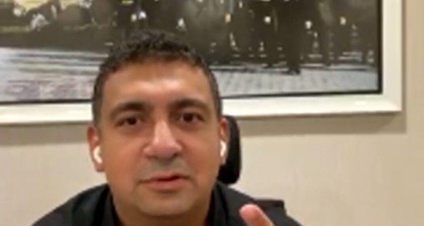 Antalyaspor Başkanı Ali Şafak Öztürk istifa ettiğini açıkladı