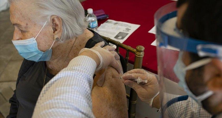 ABD'de Kovid-19 hastaları için 100 bin doz antikor ilacı temin edilecek