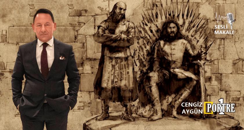 Kral-üç evladı ve tahtın varisi..