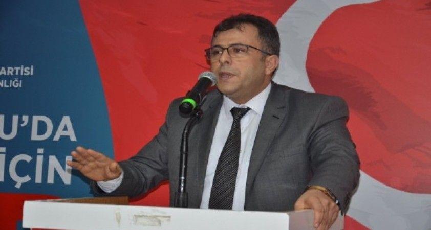 """Başkan Çatal, """"Zamanı gelince Bozkurt'u tekrar MHP ile buluşturacağız"""""""