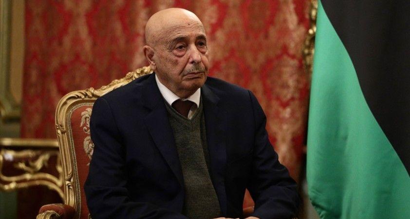 Libya'daki Tobruk Temsilciler Meclisi Başkanı Salih, Meclisi, 8 Mart'ta güvenoyu oturumu düzenlemeye çağırdı