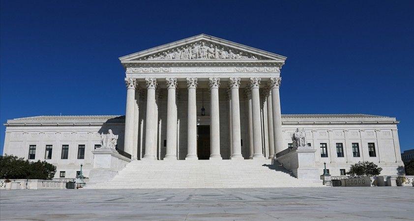 ABD Yüksek Mahkemesindeki asılsız bomba ihbarı kısa süreli paniğe yol açtı