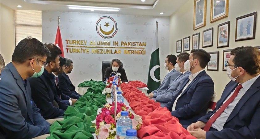 Pakistan'da Türkiye Mezunlar Derneği kuruldu